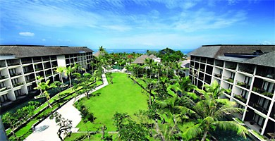 The Anvaya Beach Resort Hotel