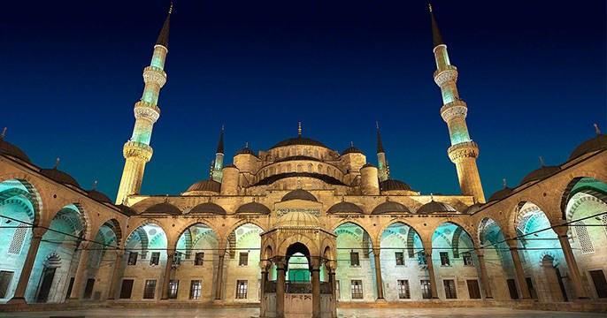 مسجد سلطان احمد استانبول   مسجد آبی   فلات پارس گیتی